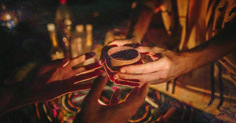 ayahuasca experience ceremony