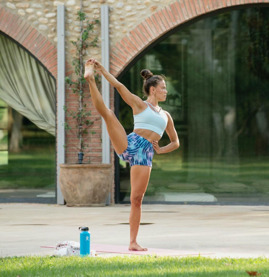 yoga ayahuasca retreat